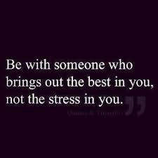 best not stress