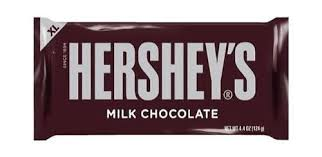 xl hershey bar
