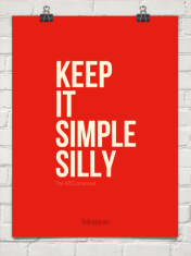 Image result for keep it simple silly
