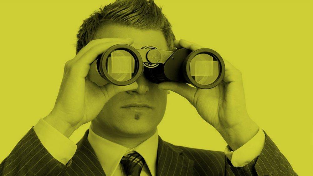 I'm Watching You — Verhaal Brand Design