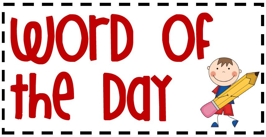 Great Resource to Help With Word of the Day | 3rd Grade Thoughts